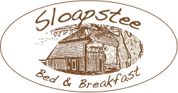Logo Sloapstee | Bed & Breakfast